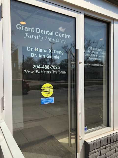 grant dental care